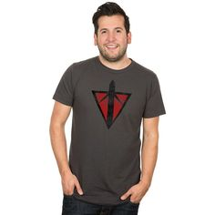 Planetside 2 Terran Republic Logo T-Shirt - Gamer T-Shirt