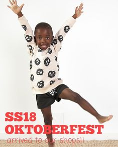 SS18 OKTOBERFEST is available at our selected retailers! www.nadadelazos.com