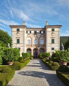 Travel: Villa Cetinale | Olivia Palermo