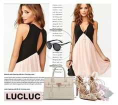 """Lucluc 3"" by lejla-ale ❤ liked on Polyvore"
