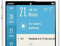 Anchor Calendar App
