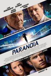 Paranoia (2013) Not bad. Good eye candy. :-) Plot was a little slow at times.