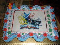 power rangers cupcake cake   Anita Cakes Power Rangers Cupcake Cake