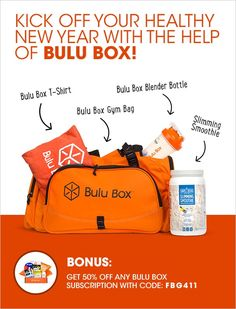 Win a complete Bulu Box gym essentials package from Fit Bottomed Girls!! ENTER TODAY!