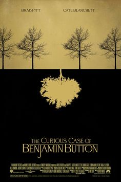 Benjamin Button poster by luuqas