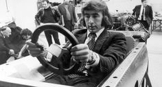 "Sir Jackie Stewart – ""I was the first person to spray champagne in Formula One"" 