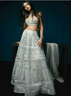 Buy beautiful Designer fully custom made bridal lehenga choli and party wear lehenga choli on Beautiful Latest Designs available in all comfortable price range.Buy Designer Collection Online : Call/ WhatsApp us on : Indian Bridal Outfits, Indian Designer Outfits, Indian Dresses, Designer Dresses, Indian Party Wear, Indian Lehenga, Anarkali Lehenga, Sabyasachi, Lehenga Designs
