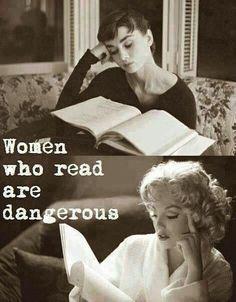 Louise Roe - Women Who Read Are Dangerous