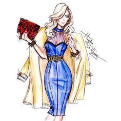 fashion design sketches - Buscar con Google