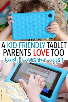 Looking for a kid friendly tablet? With access to thousands of age appropriate apps and amazing parental controls, it's the only one we can all agree on. And check out our family's 10 favorite apps for preschoolers, hand picked b Educational Activities For Preschoolers, Indoor Activities For Kids, Learning Activities, Abc Mouse, Fire Kids, Preschool At Home, Preschool Activities, Apps, Technology