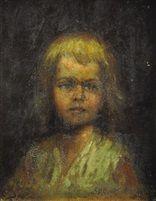 Mona Lisa, Portrait, Children, Artwork, Painting, Young Children, Boys, Work Of Art, Headshot Photography
