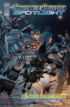 The Transformers: Spotlight: Soundwave