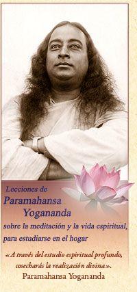 Lessons Paramahansa Yogananda Quote_Spanish