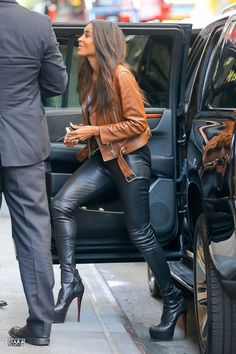 Ciara leaving MTV studios