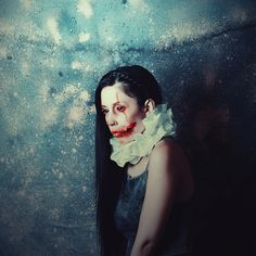 """Clown"" — Photographer/Model: Fátima Ruiz"