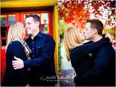 Zionsville Engagement Photography | Jenna + Matt, fall, www.rachelrichard.com