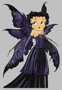 Purple Fairy Betty