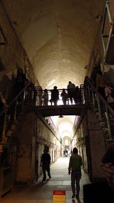 Eastern State Penitentiary, Philadelphia PA.