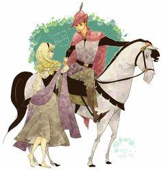Prince Phillip & Aurora