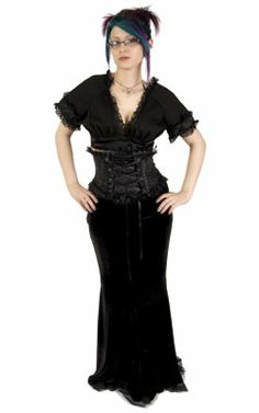 skirt for corset idea