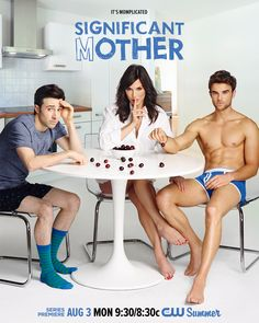 #SignificantMother premieres on Monday, August 3rd at 9:30/8:30c!