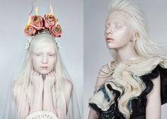Editorial: Wild Flower para Fashion Gone Rogue