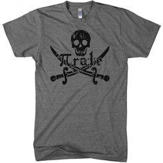 Pi-rate Pirate Tshirt