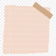 Download free png of Torn paper note collection social ads template