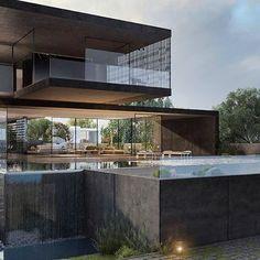 #modernresidence #dreamhome #architect #archilovers #design #moderndesign #moderndecor #architecture #modern #nuritbenyosefarchitect #pitsoukedem