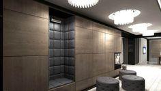 Cafe Interior, Luxury Interior, Interior Architecture, Interior Design, Vestibule, Loft Design, Wall Design, Japanese Interior, Wardrobe Design
