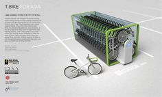 T-bike sharing system - ideatak