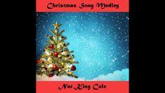 Afbeeldingsresultaat voor christmas song medley nat king cole