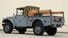 29 Best For Sale: Rough & Ready Dodge Power Wagon, M37, M43, WC WWII