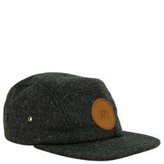 Alpine Modern tweed hat (Made in USA)