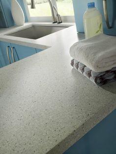 Corian® Silver Birch Countertop