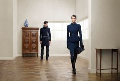 Erwin Olaf and Tomas Maier create the Fall-Winter 2012/2013 campaign #TheArtOfCollaboration