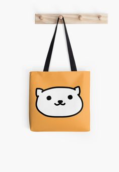 Neko Atsume tote bag Neko Atsume 9495159df7011
