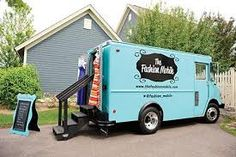 shop on wheels - Google Search
