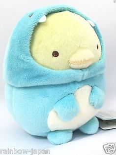 Product Name : San-X Sumikko Gurashi Plush Doll Manufacture :San-X Condition : Brand New Include : San-X Sumikko Gurashi Plush Doll x 1 Size:About H:12 x W:8 x D:10cm --------------------------- Payme