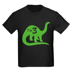 I'd totally get this for Emma if it said I'm 4.