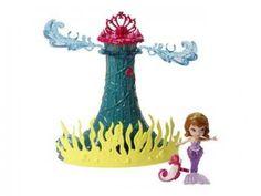 Disney Sofia e Sven Fundo do Mar - Mattel