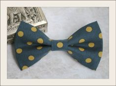 Toddler Boys Navy Blue Polka Dot Retro Baby Boy Cotton Clip on Bow Tie 2T 3T 4T | eBay