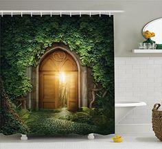 Fantasy House Decor Shower Curtain Set By Ambesonne, Sun ... https://www.amazon.com/dp/B01JIWIEN0/ref=cm_sw_r_pi_dp_x_7G5rybVMNW4WE