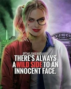 The freaks yaul should b at the carnival yea that would b a good place traveling carries. Harley And Joker Love, Joker Und Harley Quinn, Harley Quinn Cosplay, Harely Quinn And Joker, Bitch Quotes, Joker Quotes, Badass Quotes, Girl Quotes, Harley Quinn Tattoo