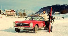 """Lang vergessen sind die Zeiten, als man einen Mercedes-Benz noch an seiner guten Form erkannte. Dabei waren die Designer aus Sindelfingen einst Meister der klaren Linie, die man auch ohne Stern auf dem Kühler sofort erkennen konnte. Vor allem der """"Pagoden-SL"""", von 1963 bis 1971 produziert, ist mit seinen stimmigen Proportionen bis heute eine Designikone. Zwischen den knubbeligen VW Käfern der Nachkriegszeit waren die Kanten des Mercedes ein Indiz für den Erfolg seines Fahrers im ..."""