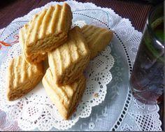 Ghribia au Cacahuètes - gourmandiseassia