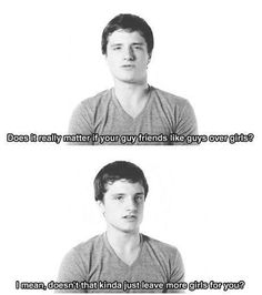 He's hot, sweet, funny, talented, AND is a gay right's activist? Oh my my my, Josh.