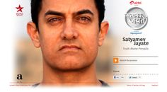 "Aamir Khan's new show is called ""Satyamev Jayate"""