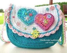 PATTERN – Owl handbag – crochet pattern, handbag, Purse, PDF Different, very cute instructions for crocheted bags at Etsy Crochet Purse Patterns, Handbag Patterns, Crochet Handbags, Crochet Purses, Hat Crochet, Crochet Motif, Crochet Girls, Crochet For Kids, Sac Granny Square