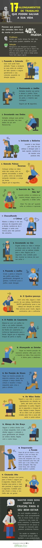 17 Alongamentos Que Você Deve Fazer Quando Fica Sentado